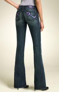 Rock & Republic Roth Flare Leg Stretch Jeans (Cult)