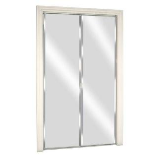 78 1 8 Mirrored Interior Sliding Mirrors Closet Door 102874