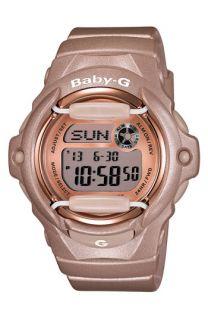 Casio Baby G Pink Dial Digital Watch
