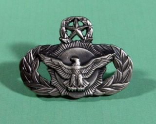 Military Collectible   United States Air Force Master Security Police