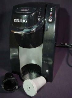 B30 Mini 1 Cup Coffee Maker with Bonus My K Cup Reuseable Filter