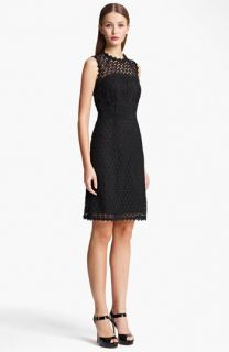 Moschino Cheap & Chic Embroidered Dress