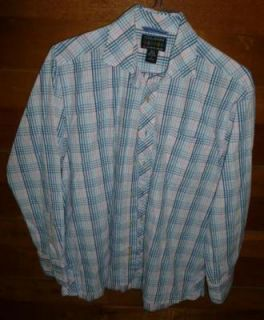 COLOURS/ALEXANDER JULIAN MENS SHIRT   MULTI COLOR   SIZE LARGE