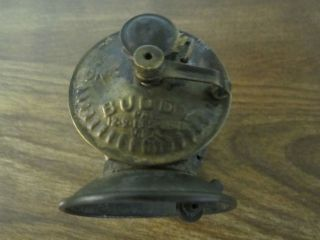 Vintage Buddy Miners Carbide Light Coal Mining