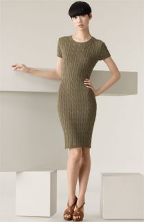 Ralph Lauren Black Label Cable Knit Dress