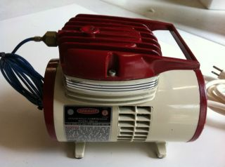 Sprayit Household Compressor Model 600 13 Airbrush Flames on Your
