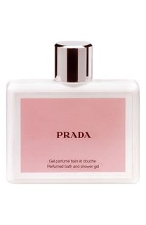 Prada Amber Perfumed Bath & Shower Gel