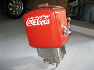 Coca Cola Fountain Service Syrup Dispenser
