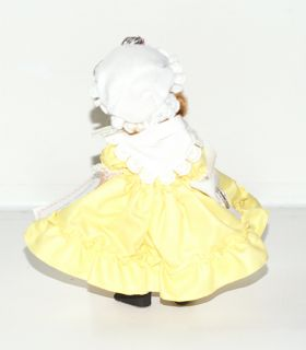 MADAME ALEXANDER 8 INCH DOLL CURLY LOCKS 421 STORYLAND SERIES