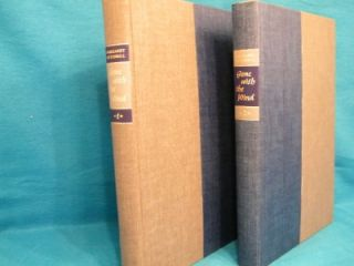 Limited Editions Club Gone with The Wind by Margaret Mitchell Signed