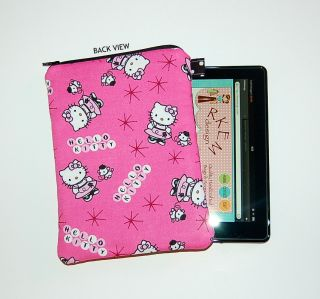 Hello Kitty Poodle Nook Color Kindle Fire Case Cover Free USA Shipping
