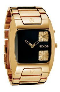 Nixon The Banks Mens Dual Time Watch