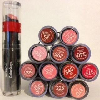 Revlon Colorstay Soft Smooth Lipstick Lip Color Choose Your Color Mix
