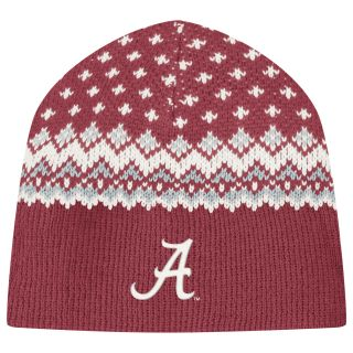 Alabama Crimson Tide Womens Pine Cone Beanie   Crimson COHB3572