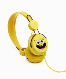 Cuffia Coloud Spongebob Happy No WeSC per DJ iPod iPhone iPad