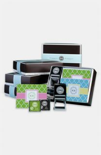 Personalized Stamp & Note Card Set
