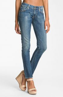 Citizens of Humanity Racer Low Rise Skinny Jeans (Slash)