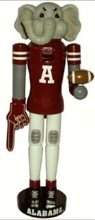workshop the university of alabama crimson tide mascot nutcracker
