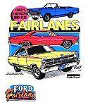 1966 1967 Ford Fairlane 289 FE 390 427 Engine GT GTA 64