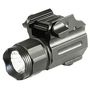 Pistol Rifle 150 Lumens LED Compact Flash Light with Quick Release