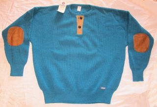 Mens Colmar Italian Wool Blend Sweater Size XL 1051