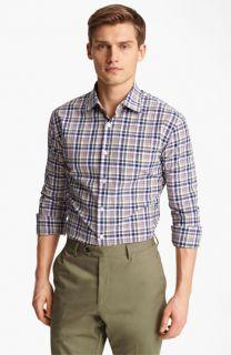 Paul Smith London Tartan Plaid Shirt