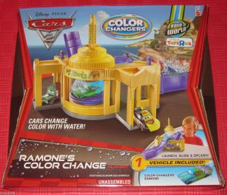 Cars 2 Ramones Color Change Color Changers Playse Free SHIP