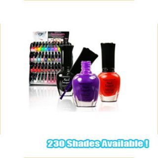 KLEANCOLOR Nail Polish Lacquer 90 Madly Matte Manicure