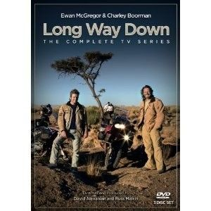 Long Way Down The Complete TV Series DVD Video New