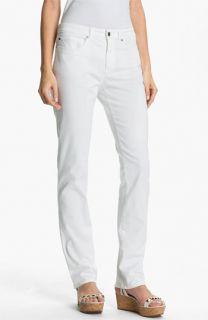 Eileen Fisher White Denim Jeans