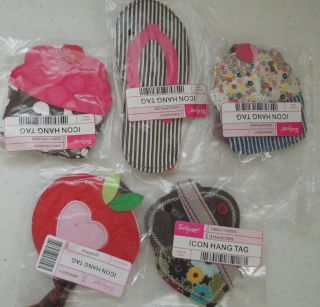 Thirty One Gifts Icon Hang Tag Luggage Marker Fast