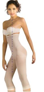 Diane Faja Colombiana Strapless Body Shaper Tummy Control Butt Lifter