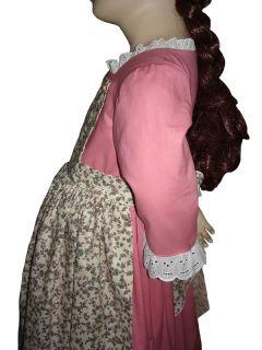 Custom Boutique Colonial Felicity Spring Girl Dress Set