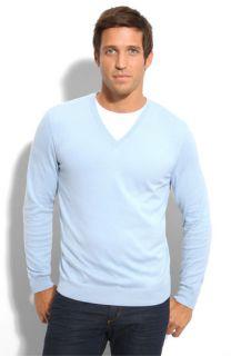 BOSS Black Trim Fit V Neck Sweater