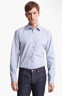 Paul Smith London Micro Gingham Dress Shirt