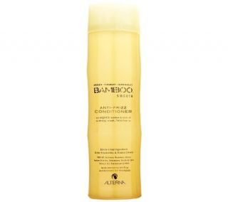 Alterna Bamboo Smooth Anti Frizz Conditioner,8.5oz   A325360