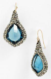 Alexis Bittar Miss Havisham   Deco Crystal Encrusted Drop Earrings ( Exclusive)