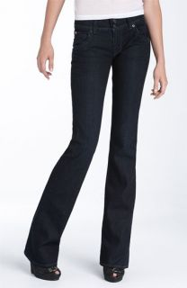 Hudson Jeans Supermodel Bootcut Stretch Jeans (St. Martins) (Long)