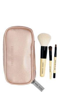 Bobbi Brown Pink Quartz Mini Brush Set