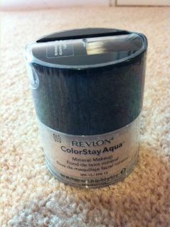 Revlon ColorStay Color Stay Aqua Mineral Makeup 010 Fair NEW