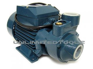 return policy powerful 1 2 hp motor electric water pump
