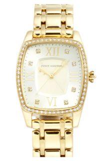 Juicy Couture Beau Square Bracelet Watch