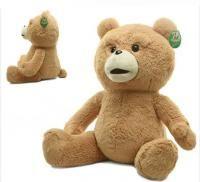 W241 18 Mans Ted Bear Teddy Bear Plush Dolls Stuffed Toys Happy Gift
