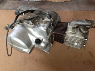 Badger or Raptor ATV 80 YFM80 Complete Running Engine Motor
