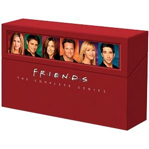 Friends   The Complete Series Collection (DVD, 2006, 40 Disc Set)