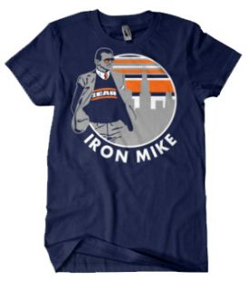 Chicago Bears Shirt Da Coach Ditka Iron Mike Shirt s 2XL
