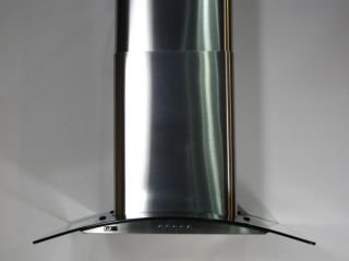 60cm Wide Electric Ceramic Cooker Hob Extractor Hood