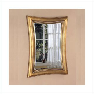 Coaster Cont Bevelled Wall Antique Gold Mirror