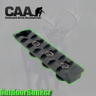 New CAA COMMAND ARMS TRM HANDGUARD PICATINNY RAIL MOUNT   TRM