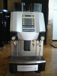 Azkoyen Super Automatic Commercial Espresso Machine